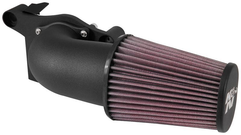 K&N 63-1138 Performance Air Intake System Harley Davidson -L --Cyl
