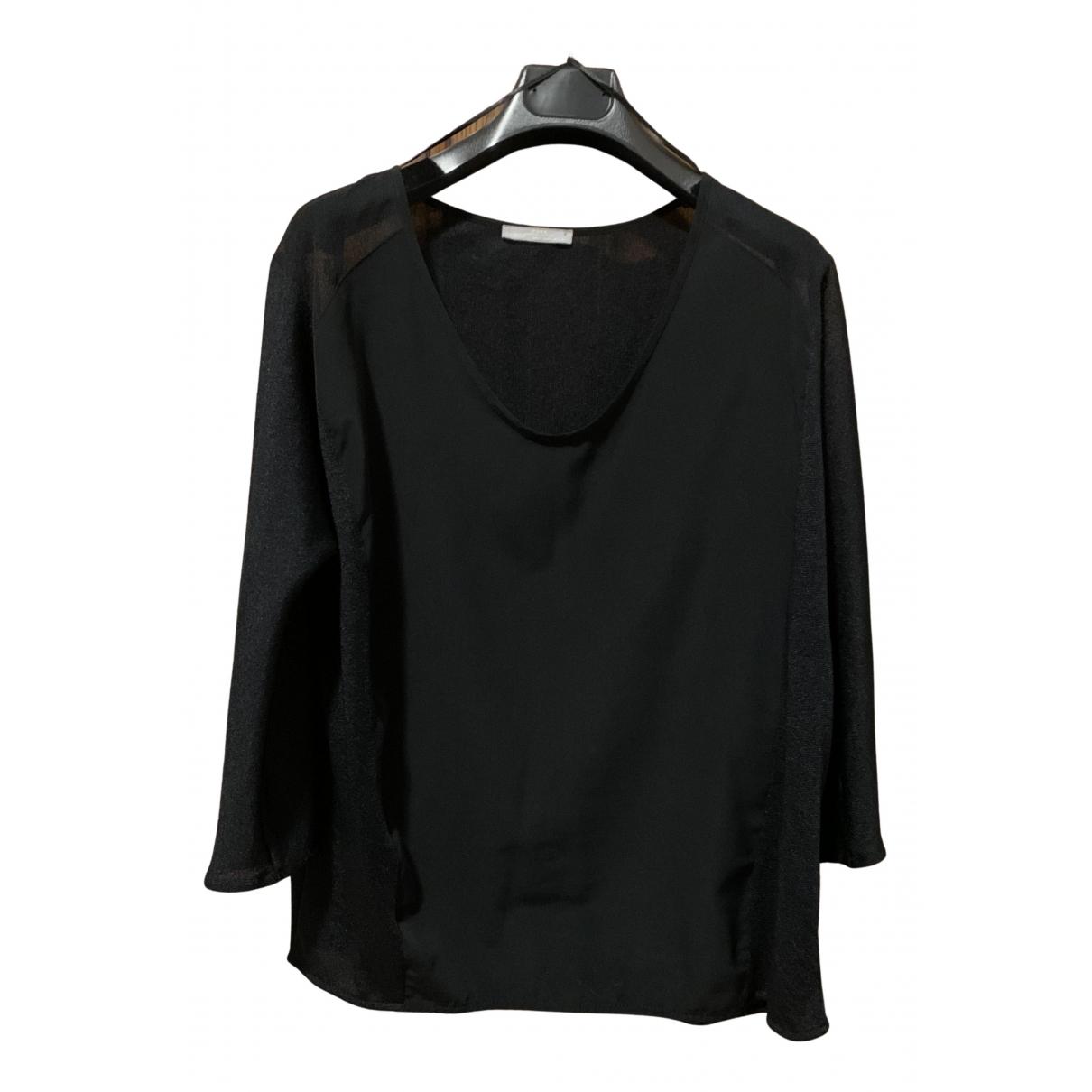 Zara N Black  top for Women L International