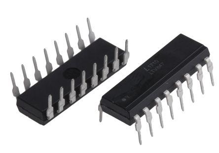 Lite-On , LTV-847 DC Input Transistor Output Quad Optocoupler, Through Hole, 16-Pin PDIP (2)