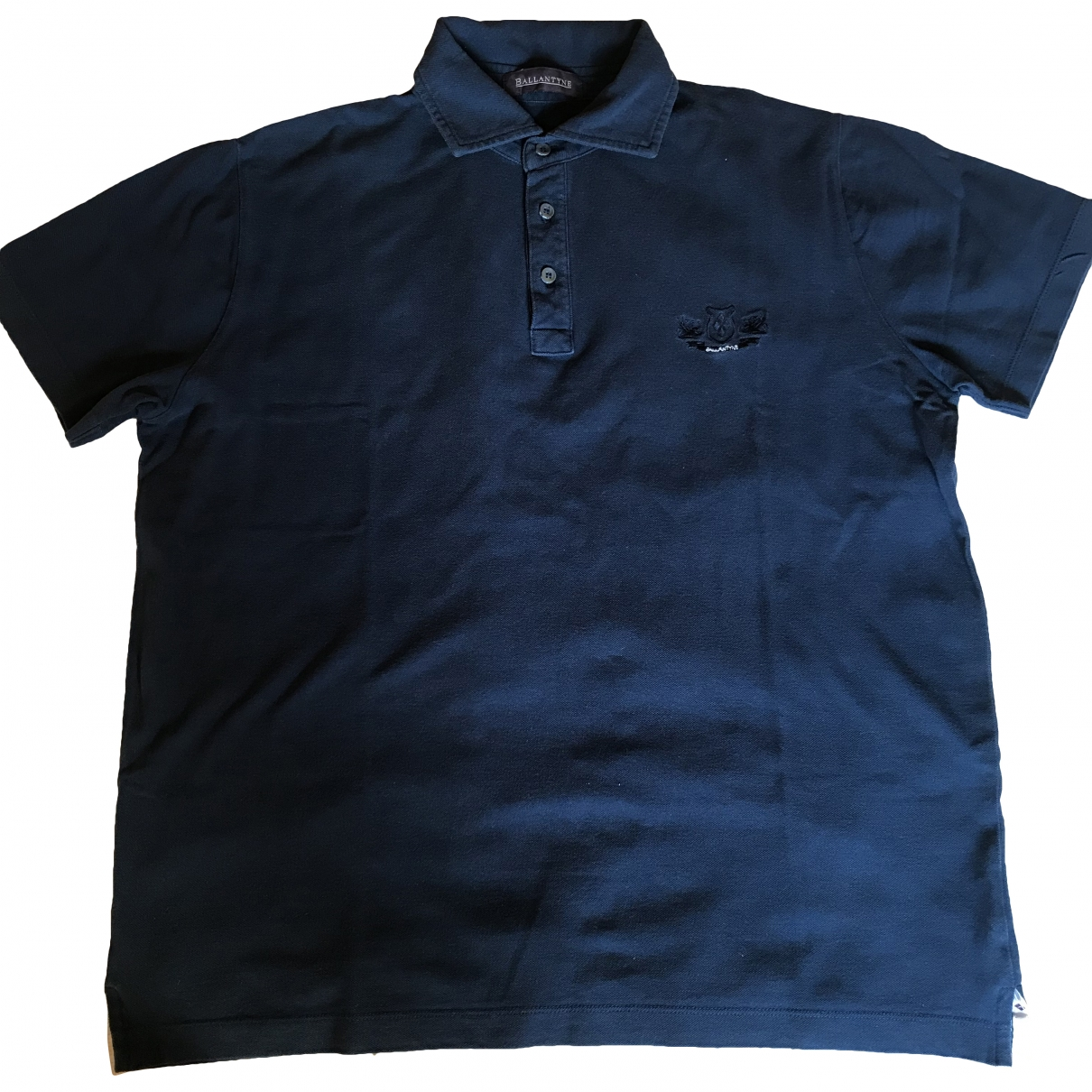 Ballantyne \N Blue Cotton Polo shirts for Men 50 IT