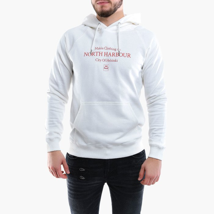 Makia District Hooded M40066 001