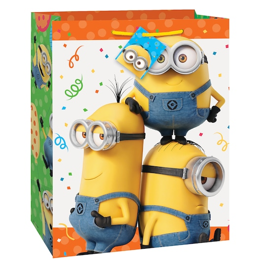 Despicable Me Minions Gift Bag By Universal Studios   Michaels®