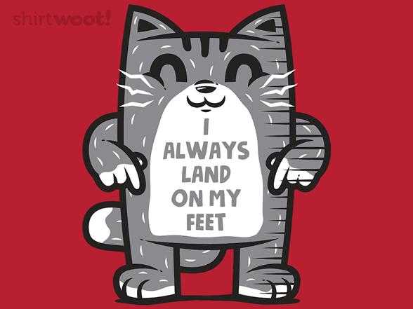 The Cat Myth T Shirt