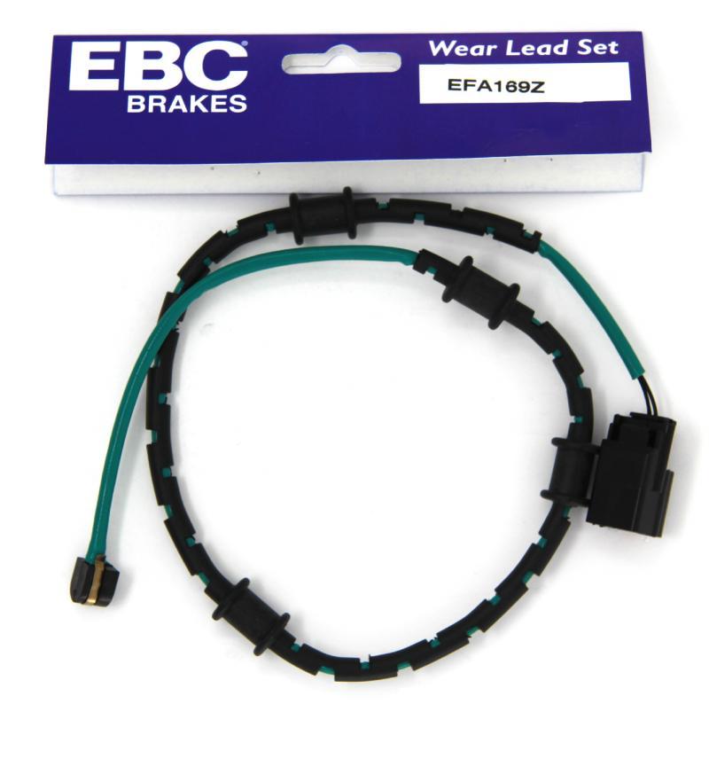 EBC Brakes EFA169 High quality OE style wear lead sensor Jaguar XF 2013-2015 2.0L 4-Cyl