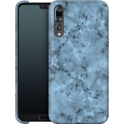 Huawei P20 Pro Smartphone Huelle - Blue Marble von caseable Designs