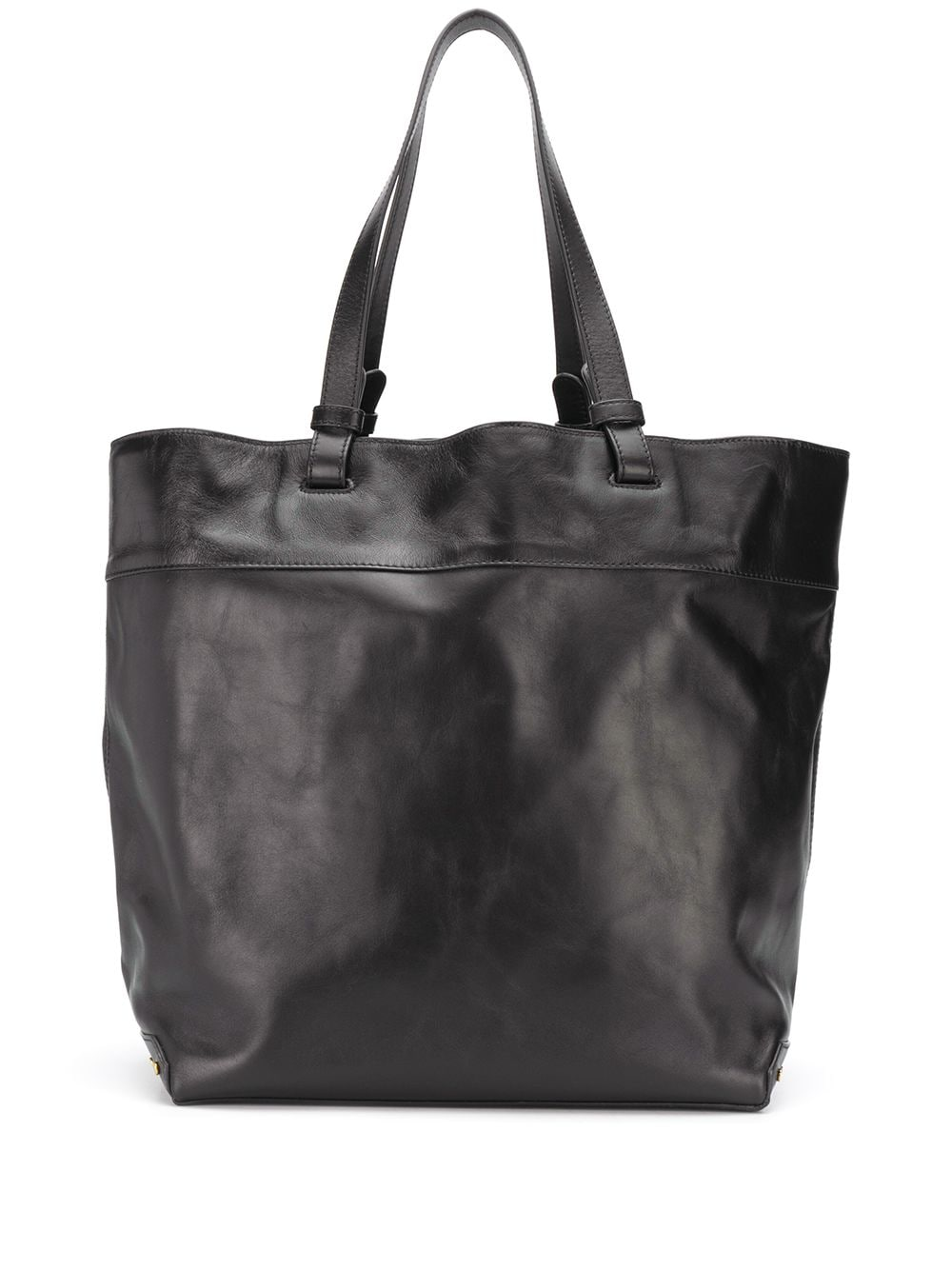 Seyroh Leather Shopping Bag