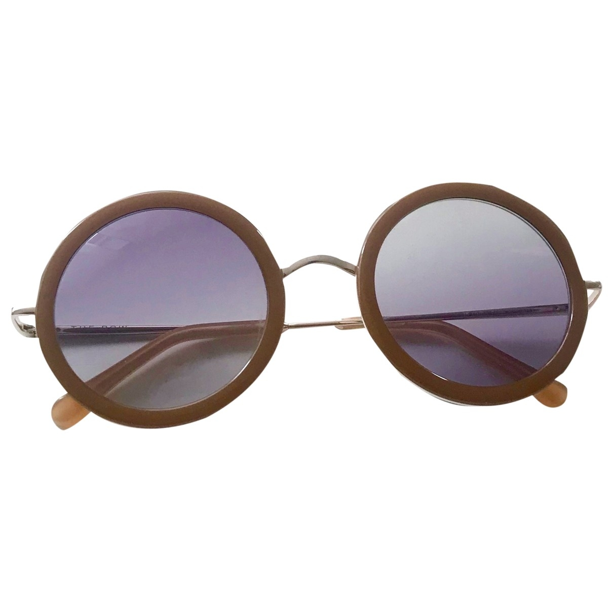Gafas oversize The Row