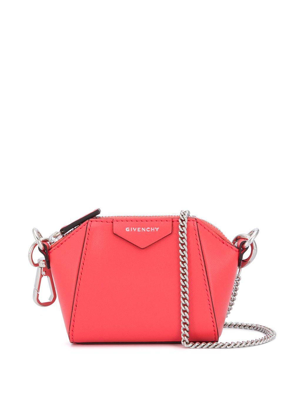 Antigona Leather Baby Bag