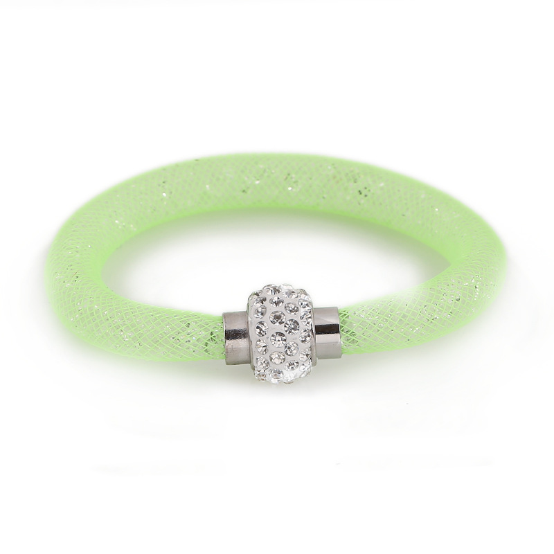 Women s Popular Colorful Stardust Bracelet