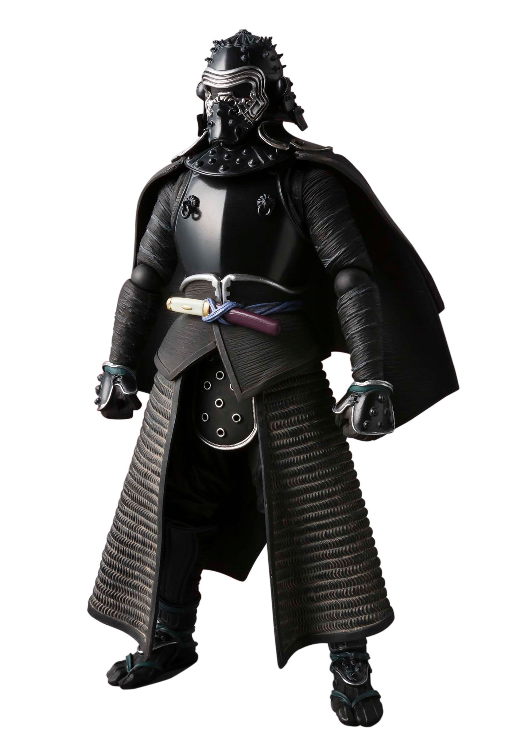 Kylo Ren Samurai Star Wars Bandai Meisho Movie Realization