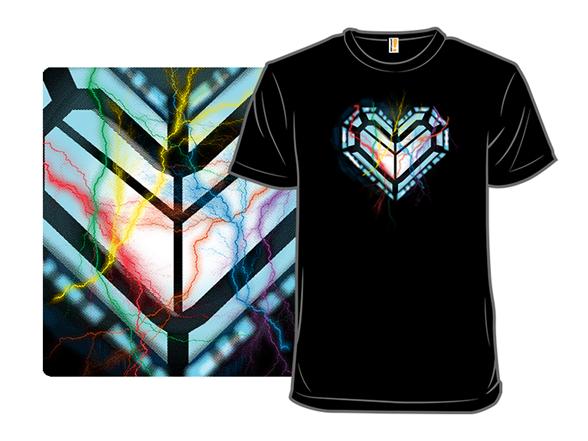 Infinity Heart T Shirt