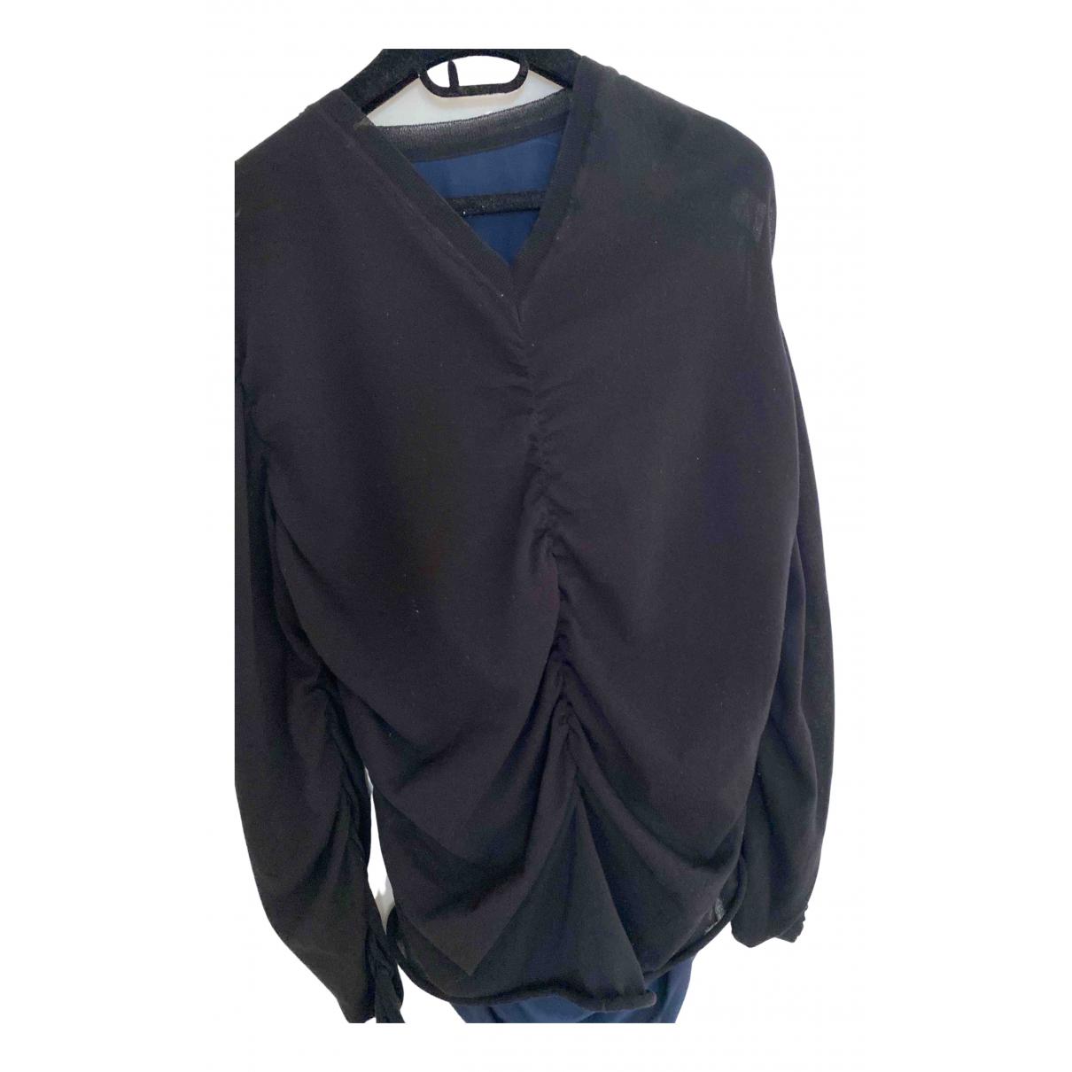 Marni \N Black Cotton Knitwear for Women 42 IT