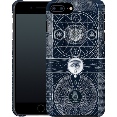 Apple iPhone 8 Plus Smartphone Huelle - Eternal Universe von Daniel Martin Diaz