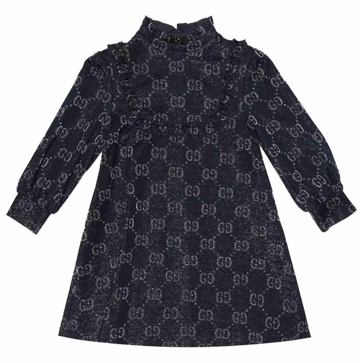 Gucci \N Kleid in Baumwolle