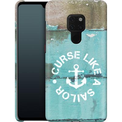 Huawei Mate 20 Smartphone Huelle - Curse Like A Sailor von Statements
