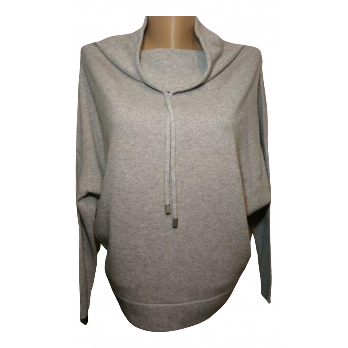 Peserico \N Pullover in  Grau Wolle