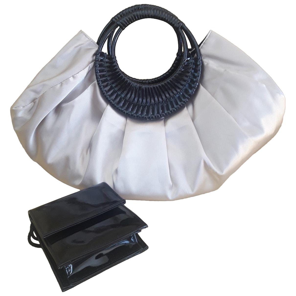 La Perla \N Beige Silk handbag for Women \N
