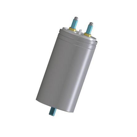KEMET 68μF Polypropylene Capacitor PP 1.28 kV dc, 550 V ac ±10% Tolerance Stud Mount C44P-R Series (9)