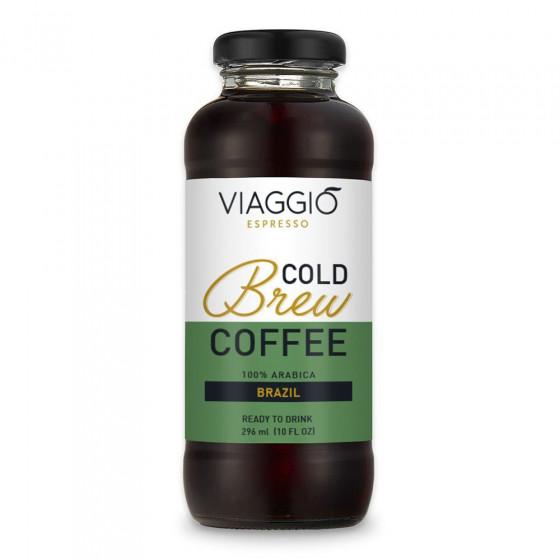 """Kalter Kaffee Viaggio Espresso """"Cold Brew Brazil"""", 296 ml"""