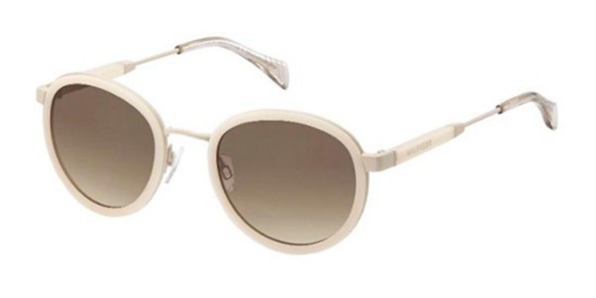 Tommy Hilfiger TH 1307/S Z4K/JD Women's Sunglasses White Size 50