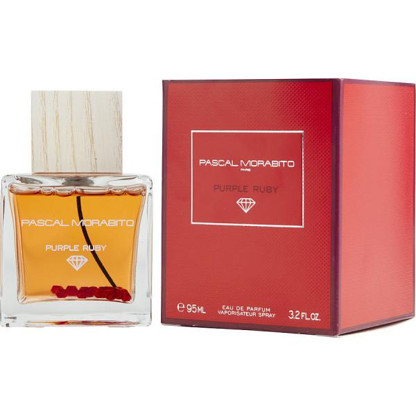 Purple Ruby - Pascal Morabito Eau de Parfum Spray 95 ml