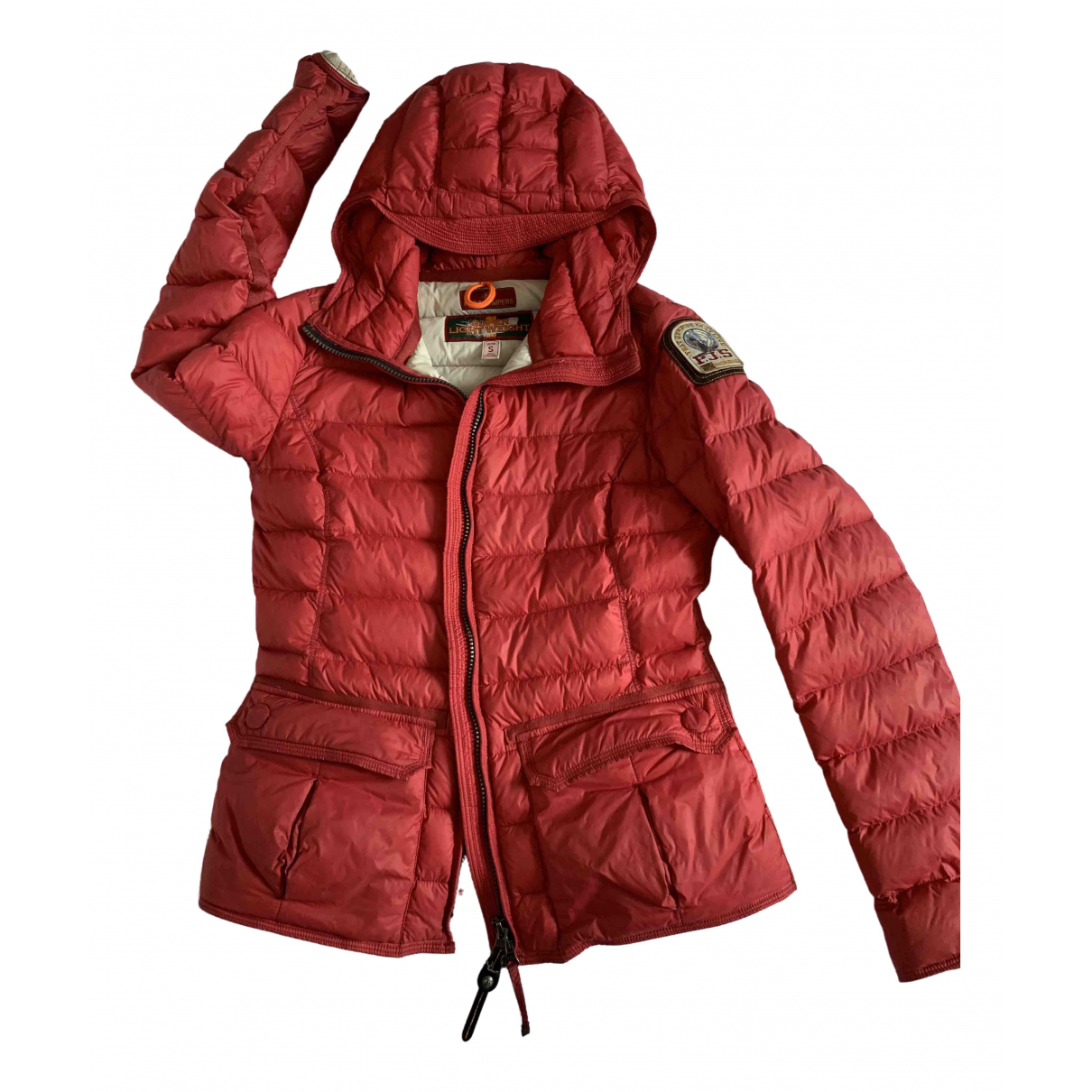 Parajumpers \N Leather jacket for Women 36 FR