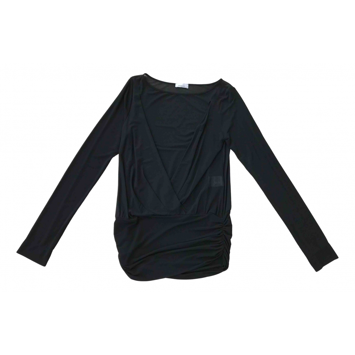 Pinko \N Black  top for Women L International