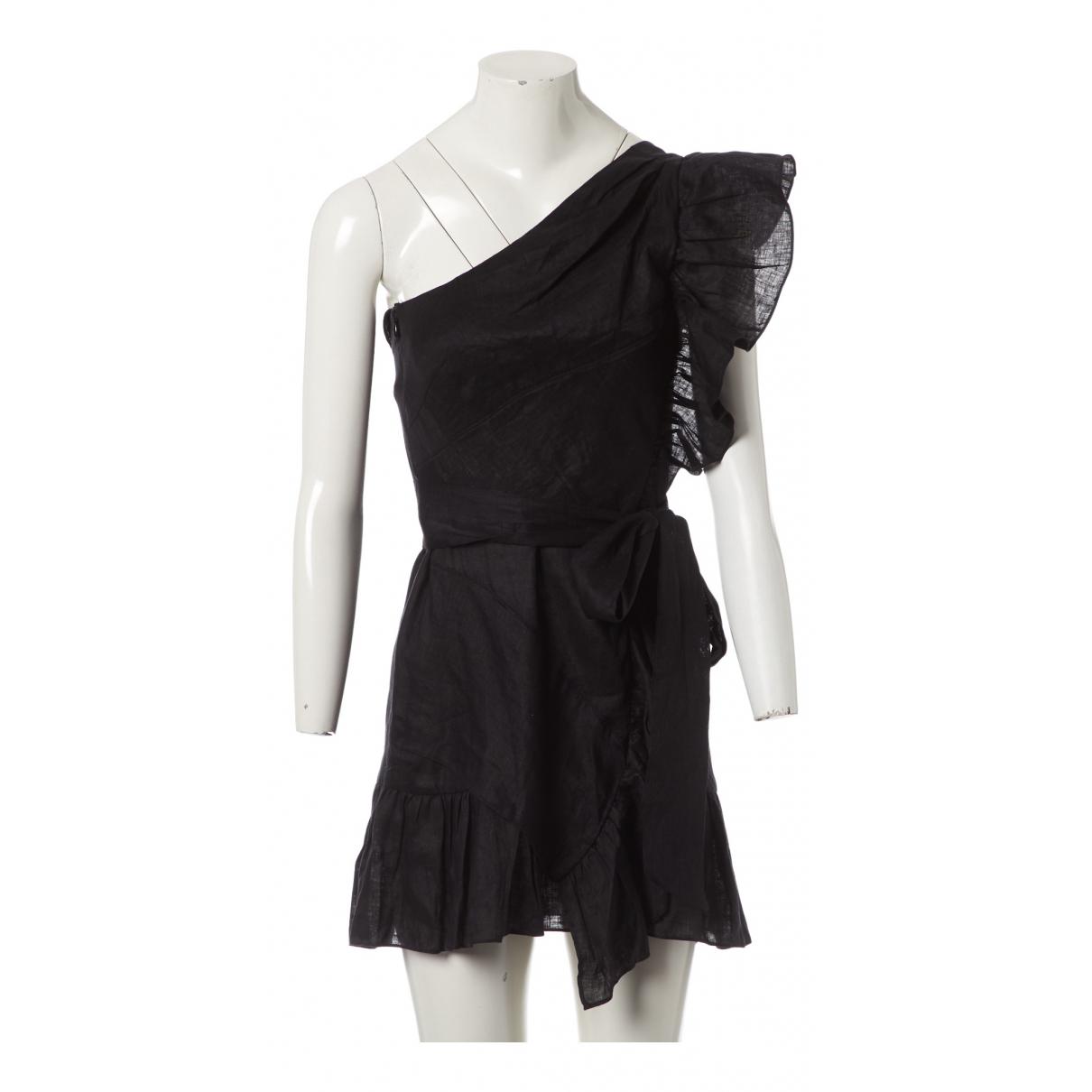 Mini vestido de Lino Isabel Marant Etoile
