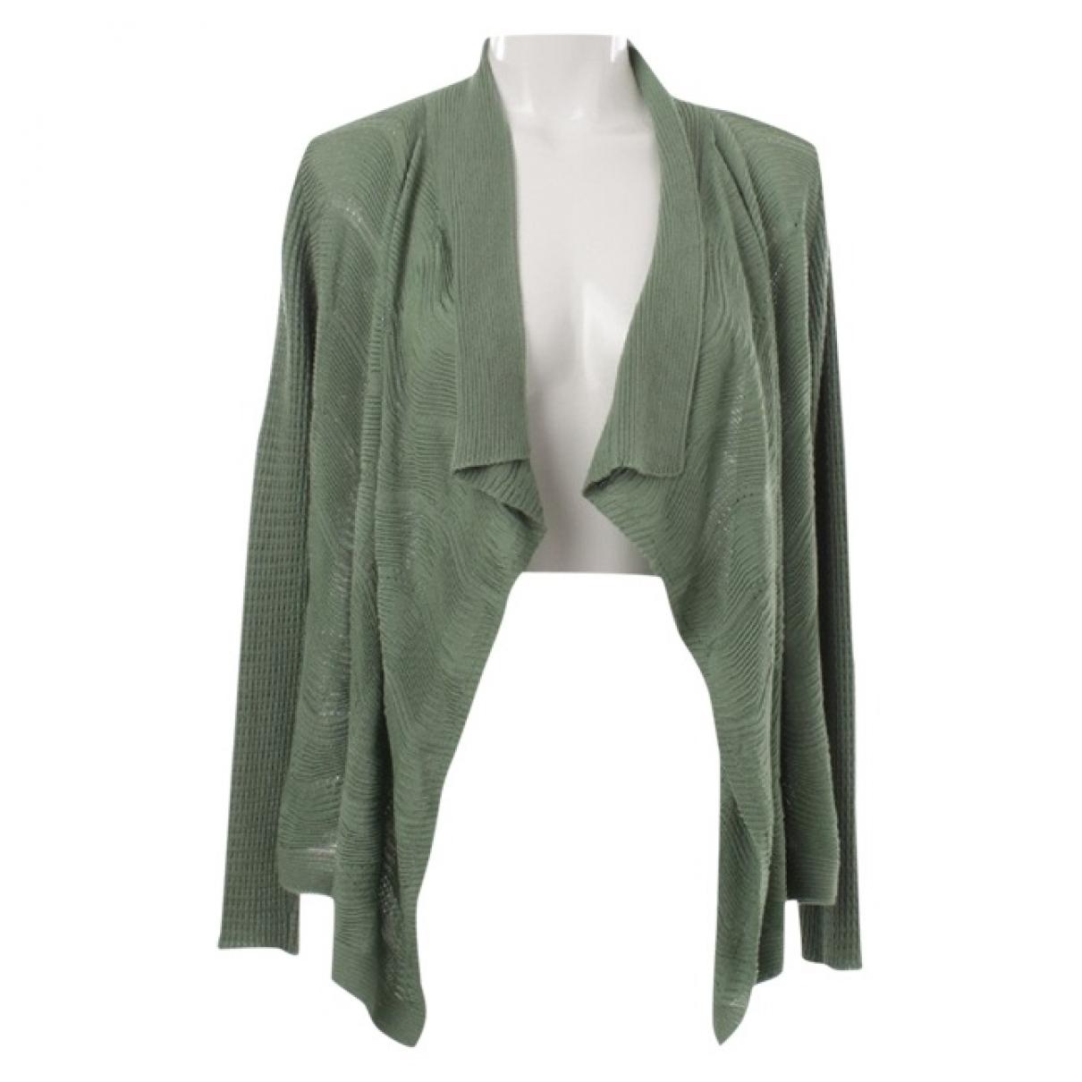 M Missoni - Veste   pour femme en laine - vert