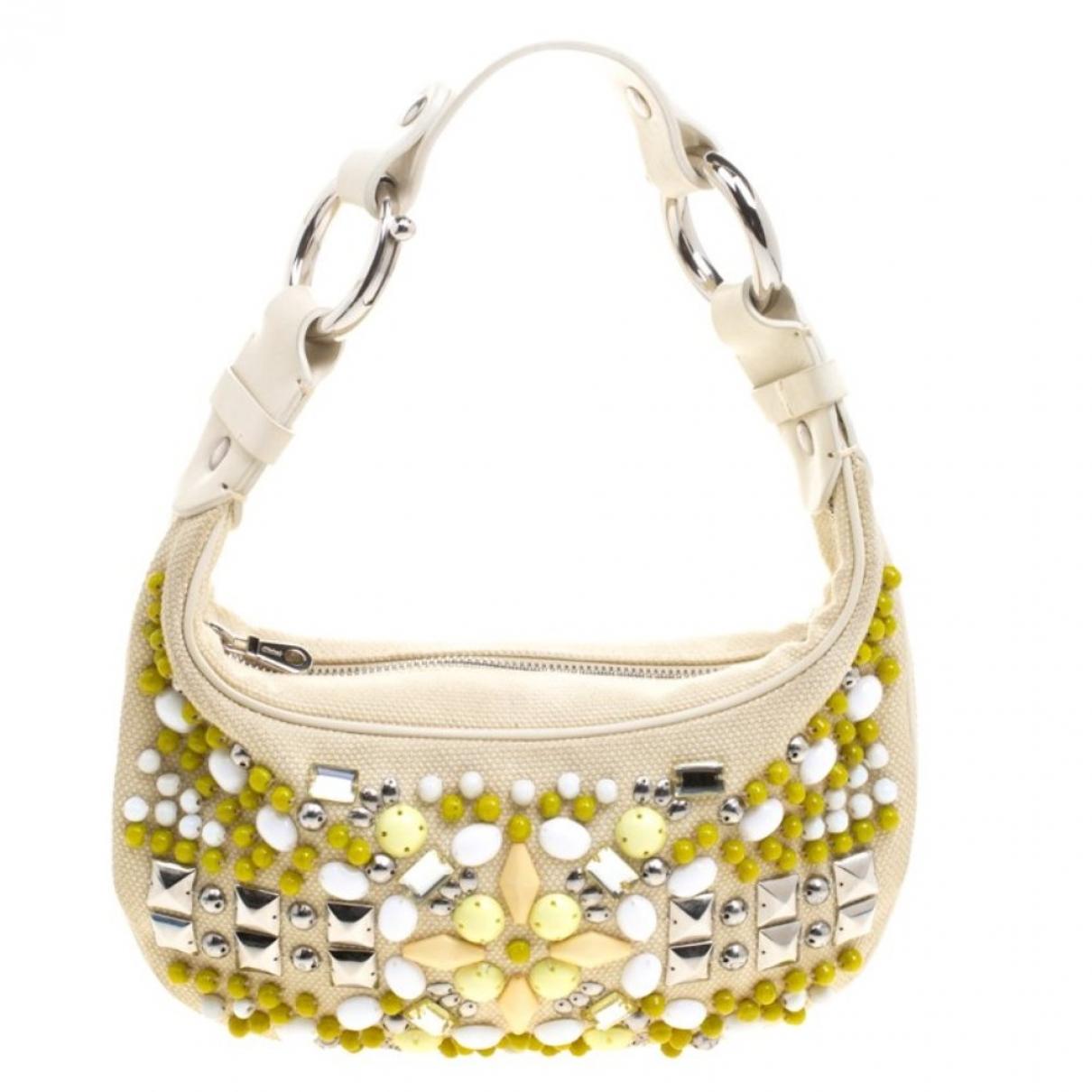 Chloé \N Beige Cloth handbag for Women \N