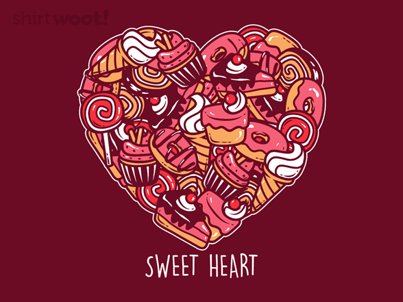 Sweet Heart T Shirt