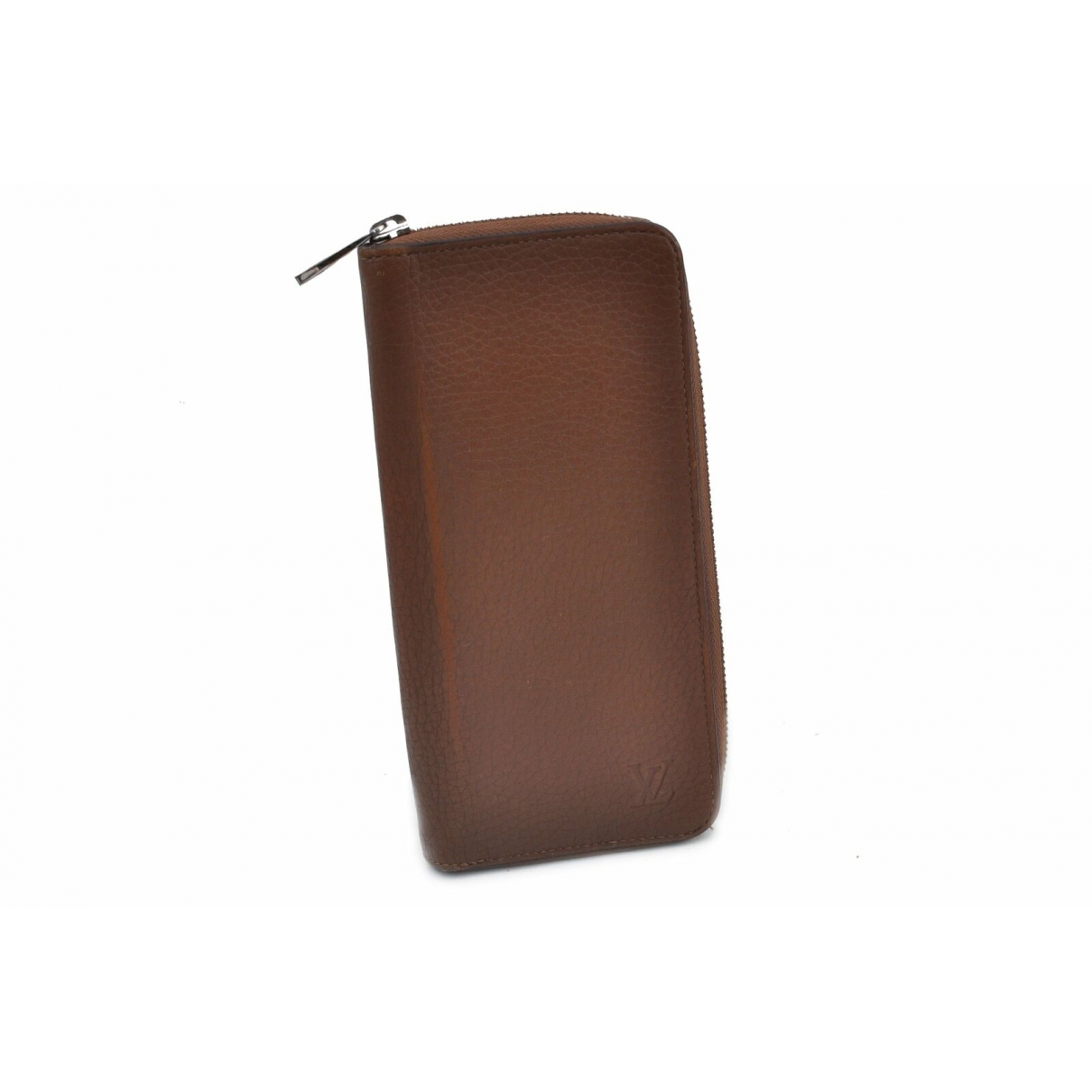Louis Vuitton \N Brown Leather wallet for Women \N