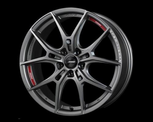 GramLights WGFZAX25WMG 57FXZ Overseas Wheel 20x9.5 5x120 25mm Matte Graphite/Machining