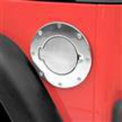 Rampage Fuel Door Cover (Billet Aluminum) - 75001