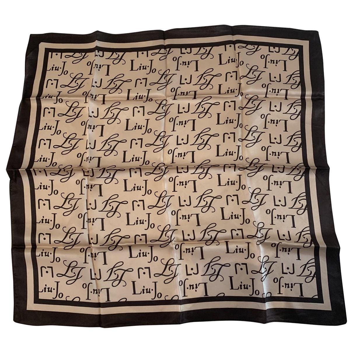 Liu.jo \N Silk scarf for Women \N