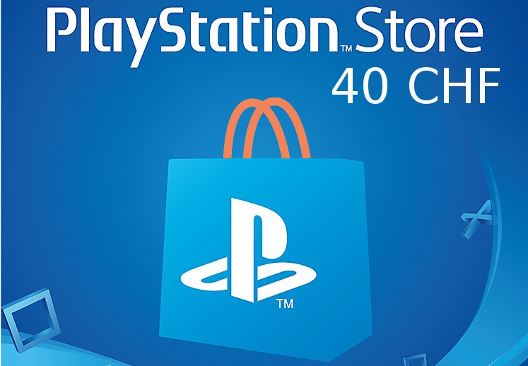 PlayStation Network Card 40 CHF