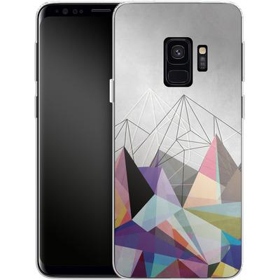Samsung Galaxy S9 Silikon Handyhuelle - Colorflash 3 von Mareike Bohmer