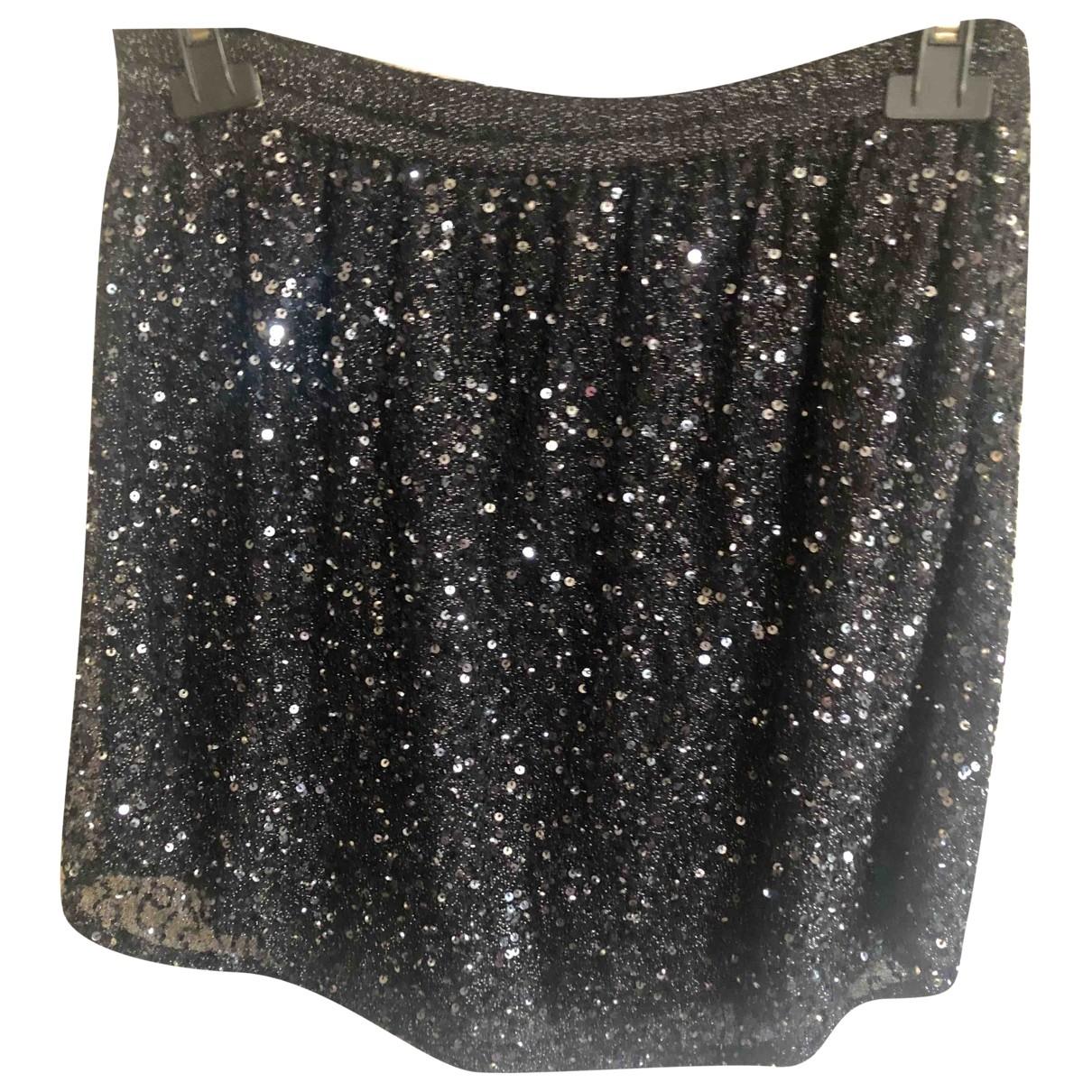 Pinko \N Black Glitter skirt for Women M International