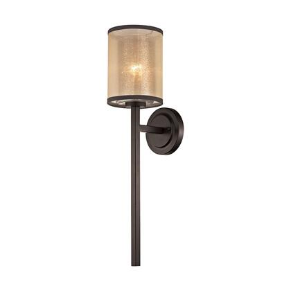 57023/1 Diffusion 1 Light Wall Sconce in Oil Rubbed