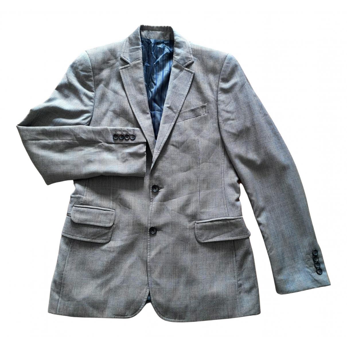 D&g - Vestes.Blousons   pour homme en laine - gris