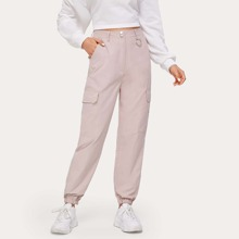 O-ring Front Cargo Pants