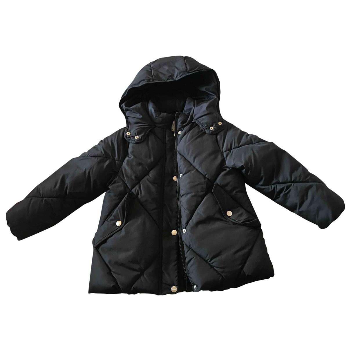 Zara - Blousons.Manteaux   pour enfant - noir