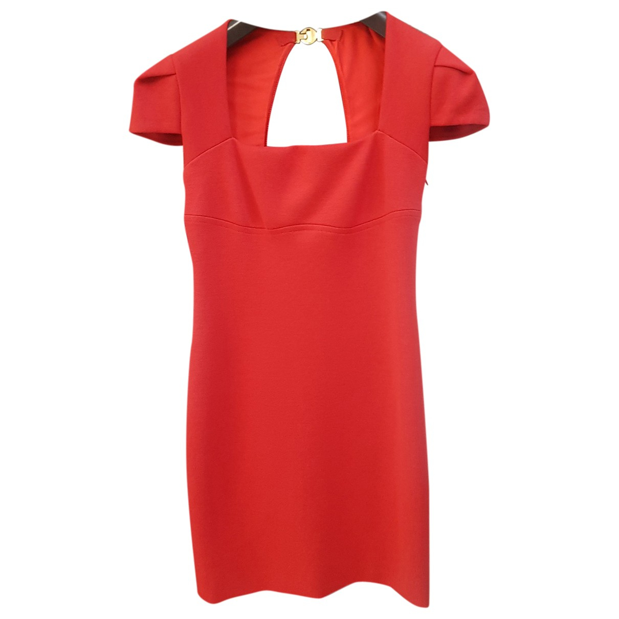 Emilio Pucci \N Red Wool dress for Women 40 IT