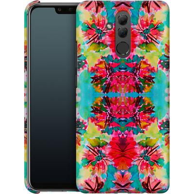 Huawei Mate 20 Lite Smartphone Huelle - Tropical Floral von Amy Sia
