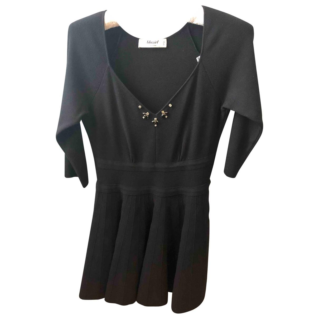 Blumarine - Robe   pour femme - noir
