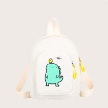 Dinosaur Print Backpack