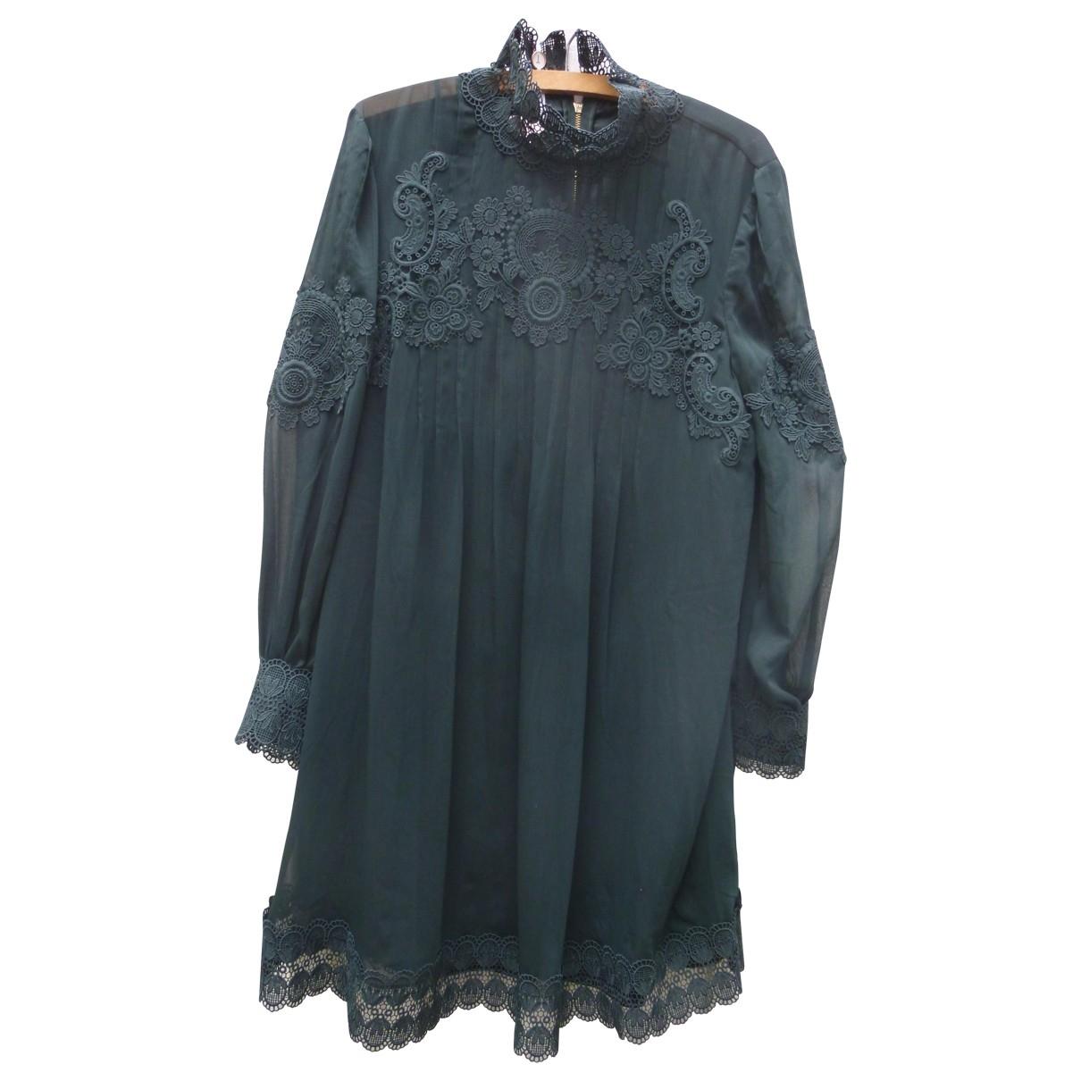 Ted Baker \N Green dress for Women 14 UK