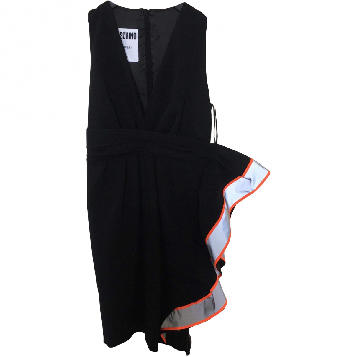 Moschino \N Black dress for Women 36 FR