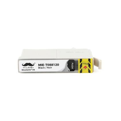 Epson 88 T088120 cartouche d�encre compatible noire - Moustache�