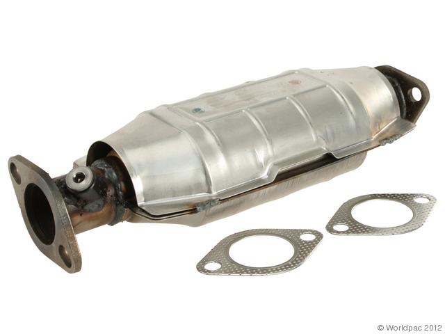 Bosal W0133-1924024 Catalytic Converter Mitsubishi Rear